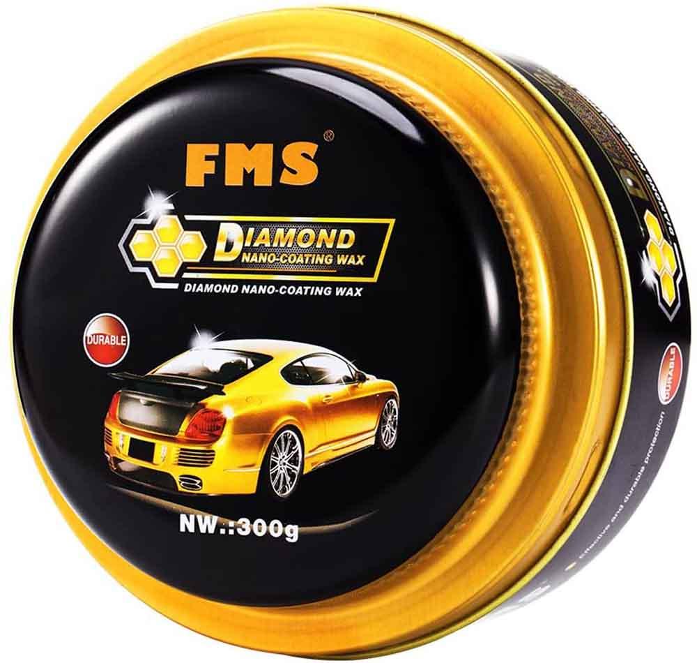 Cera para coches FMS Paste Wax