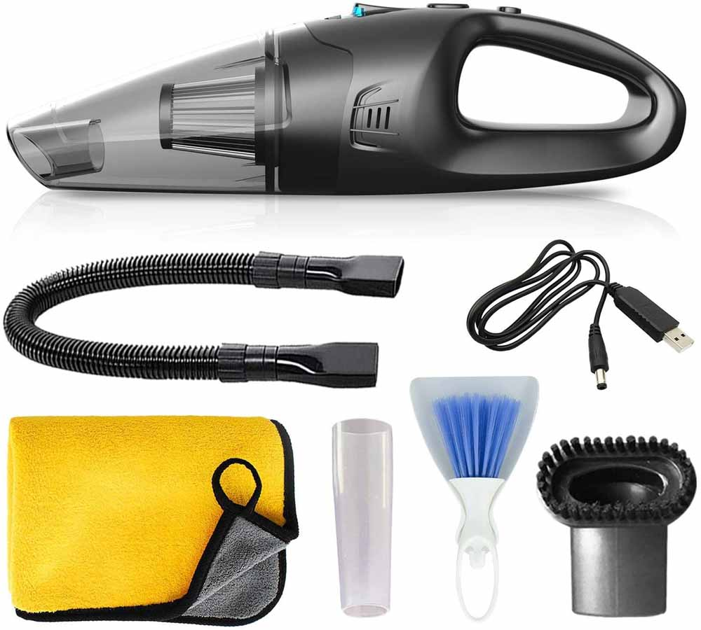 Aspirador de coche VOONEEN Vacuum